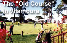 Foto: The Old Course in Vilamoura